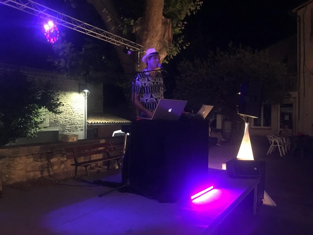 DJ - Vinsobres